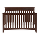 DaVinci Baby Grove Collection 4-in-1 Convertible Crib with Toddler Rail in Espresso M9301Q