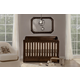 Franklin & Ben Mayfair 4-in-1 Convertible Crib with Toddler Rail in Rustic Brown B2101U