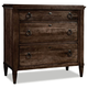 Durham Furniture Springville Collection Bachelors Chest in Bark 145-166-BARK