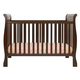 DaVinci Baby Jamie Collection 4-in-1 Convertible Crib in Espresso M7301Q