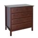 DaVinci Baby Jayden Collection 4 Drawer Dresser in Espresso M5922Q