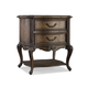 Hooker Furniture Rhapsody Accent Table in Rustic 5072-50001