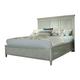 Durham Furniture Springville King Panel Bed in Bark 145-144-BARK