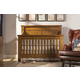 Franklin & Ben Providence 4-in-1 Convertible Crib with Toddler Rail in Aged Oak B9101AO