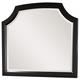 Fairfax Home Furnishings Folio Soho Mirror in Dark Espresso F4620-02