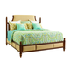Tommy Bahama Bali Hai Queen Orchid Bay Panel Bed 593-143