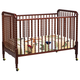 DaVinci Baby Jenny Lind Collection 3 in 1 Convertible Crib in Cherry M7391C