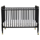 DaVinci Baby Jenny Lind Collection 3 in 1 Convertible Crib in Ebony M7391E