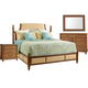 Tommy Bahama Bali Hai 4 Piece Orchid Bay Panel Bedroom Set