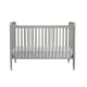 DaVinci Baby Jenny Lind Collection 3 in 1 Convertible Crib with Toddler Rail in Grey M7391G