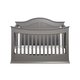 DaVinci Baby Meadow Collection 4 in 1 Convertible Crib with Toddler Rail in Slate M4501SL