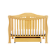 DaVinci Baby Parker Collection 4 in 1 Convertible Crib with Toddler Rail in Natural K5101N