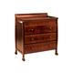 DaVinci Baby Porter Collection 3 Drawer Changer Dresser in Cherry M8555C