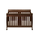 DaVinci Baby Porter Collection 4 in 1 Convertible Crib with Toddler Rail in Espresso M8501Q