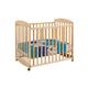 DaVinci Baby Alpha Mini Rocking Crib in Natural M0598N