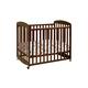DaVinci Baby Alpha Mini Rocking Crib in Espresso M0598Q