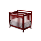 DaVinci Baby Emily Mini Crib in Cherry M4798C