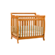 DaVinci Baby Emily Mini Crib in Honey Oak M4798O