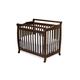 DaVinci Baby Emily Mini Crib in Espresso M4798Q