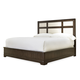 Universal Furniture California Queen Upholstered Panel Bed in Hollywood Hills 475310B