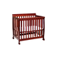 DaVinci Baby Kalani Mini Crib in Cherry M5598C