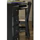 Carolina Furniture Carolina Midnight Desk Chair (Set of 2) in Black 430000
