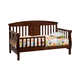 DaVinci Baby Elizabeth II Convertible Toddler Bed in Espresso M0810Q