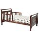 DaVinci Baby Sleigh Toddler Bed in Cherry M2990C