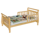 DaVinci Baby Sleigh Toddler Bed in Natural M2990N