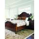 Lexington Coventry Hills California King Roxbury Panel Bed in Autumn Brown 945-135C