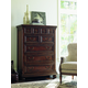 Lexington Coventry Hills Ellington Drawer Chest in Autumn Brown 945-307