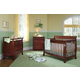 Da Vinci Baby Kalani 4 in 1 Convertible Crib Set in Cherry
