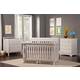 Da Vinci Baby Kalani 4 in 1 Convertible Crib Set in White