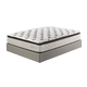Mount Whitney Pillowtop Twin Mattress in White M89211