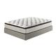 Mount Whitney Pillowtop King Mattress in White M89241