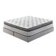 Mount Whitney Box Top King Mattress in White M89341