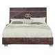 ESF Furniture Prestige Classic King Sleigh Bed in Cognac Birch