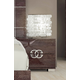 ESF Furniture Prestige Nightstand in Cognac Birch