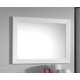 ESF Furniture Momo Mirror in White
