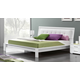 ESF Furniture Geko Queen Bed in White