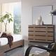 ESF Furniture 112 Mirror in Dark Brown