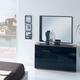 ESF Furniture Jana 4 Drawer Dresser in Brown
