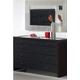 ESF Furniture 622 Penelope Dresser C73 in Black