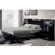 ESF Furniture Marbella King Platform Bed in Black