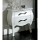 ESF Furniture Nightstand M95 in White