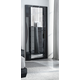 ESF Furniture Marbella Standing Mirror in Black