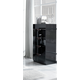 ESF Furniture Marbella Chest in Black