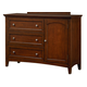 Standard Furniture Cooperstown Youth Chesser in Sheen Spiced Cherry 93849