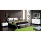 ESF Furniture 390 Nina Platform Bedroom Set in White