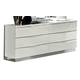 ESF Furniture Onda Single Dresser in White